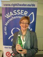 Maude Barlow: befürchtet Wassermangel. Bild: fotodienst.at/S. Renlom