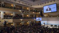 53. Münchner Sicherheitskonferenz 2017 der gemeinnützigen GmbH Münchner Sicherheitskonferenz