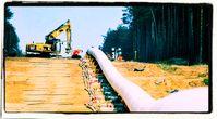 Pipeline (Symbolbild)