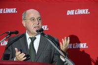Gregor Gysi Bild: DIE LINKE. Thüringen, on Flickr CC BY-SA 2.0