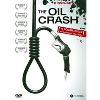 "DVD Cover """"THE OIL CRASH"""