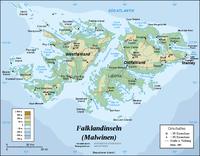 Die Falklandinseln