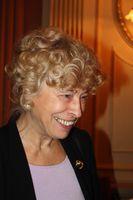 Gesine Schwan in Heidelberg (2009)