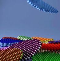 2D-Materialien: Forscher begeben sich auf die Suche. Bild: epfl.ch, G. Pizzi