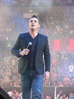 Robbie Williams  Bild: Jeanie Mackinder