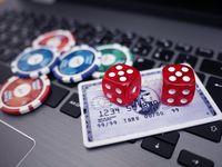 Tastatur Würfel Glücksspiel