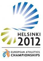 Logo der Leichtathletik-Europameisterschaften 2012