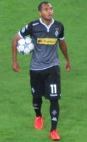 Raffael im Trikot von Borussia Mönchengladbach