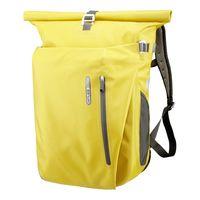 Gepäckträgertasche und Rucksack in einem.