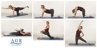 5 x 1 = Rückenfit  Bild: Aktion Gesunder Rücken e. V. Fotograf: Aktion Gesunder Rücken e. V.