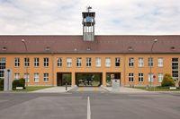Sitz des Stabes Kommando Luftwaffe in Berlin-Gatow