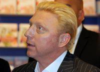 Becker auf der Frankfurter Buchmesse 2013