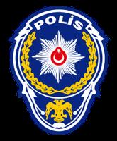 Logo der türkischen Polizei