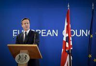 David Cameron Bild: Number 10, on Flickr CC BY-SA 2.0