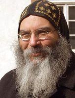 Bischof Anba Damian, Generalbischof der Koptisch-Orthodoxen Kirche in Deutschland. Bild: Cwindusks