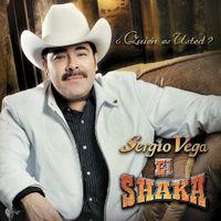 """CD Cover """"Quien Es Usted """" von Sergio Vega"""