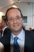 François Hollande im September 2011 Bild: besoindegauche — Charles Hendelus /  de.wikipedia.org