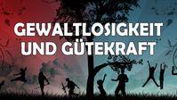 """Bild: Screenshot Video: """"Gewaltlosigkeit und Gütekraft - Andreas Beutel und Götz Wittneben"""" (https://youtu.be/B2EgKfXFYiw) / Eigenes Werk"""