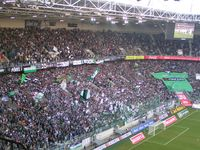 Borussia-Park, Nordkurve