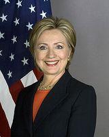 Hillary Clinton (2009) Bild: de.wikipedia.org