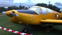 Schulflugzeug Saab 91D
