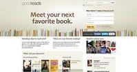 """Screenshot von """"goodreads.com"""""""