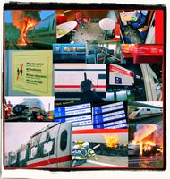 Die Deutsche Bahn ist in der Dauerkritik bgzl. Qualität, Wartung, Preisgestaltung und Pünklichkeit (Symbolbild)