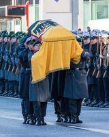 Bundeswehr: Sterben für die Interessen von ...? (Symbolbild)