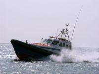 Rettungsboot der KNRM