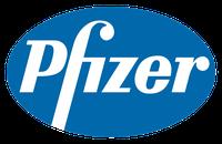 Logo von Pfizer