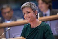 Margrethe Vestager Bild: European Parliament, on Flickr CC BY-SA 2.0