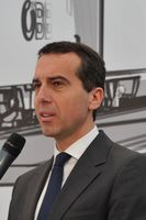 Christian Kern (2012), Archivbild