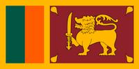 Flagge der Demokratische Sozialistische Republik Sri Lanka