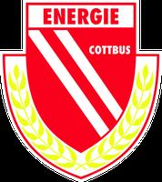 Logo FC Energie Cottbus (vollständiger Name: Fußballclub Energie Cottbus e.V.)
