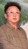 Kim Jong-Il Bild: JJ Georges / de.wikipedia.org