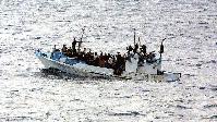 Bootsflüchtlinge (Symbolbild)