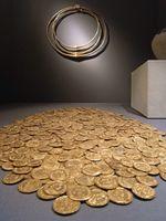 Goldschatz (Symbolbild)