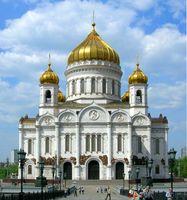 Christ-Erlöser-Kathedrale in Moskau (Symbolbild)