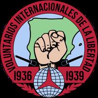 Emblem der Interbrigaden