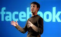 Mark Zuckerberg, Gründer von Facebook / Bild: news-item.de
