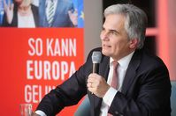 Werner Faymann Bild: SPÖ Presse und Kommunikation, on Flickr CC BY-SA 2.0