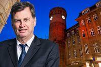 """Der innenpolitische Sprecher der AfD-Fraktion im Brandenburger Landtag, Thomas Jung. Bild: """"obs/AfD-Fraktion im Brandenburgischen Landtag/AfD Fraktion"""""""