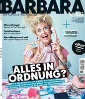 """Cover_BARBARA /  Bild: """"obs/Gruner+Jahr, BARBARA"""""""