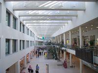Flughafen Bremen: Abfertigungshalle