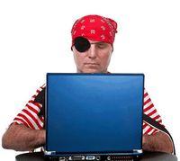 Online-Pirat: Punktesystem für illegale Downloads. Bild: flickr.com/ahmariely