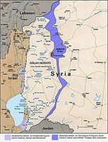 Die Golanhöhen Bild: Hoheit / de.wikipedia.org