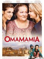 """Kinoplakat von """"Omamamia"""""""