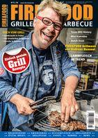"""Fire&Food-Herausgeber Elmar Fetscher fordert: """"Gebt uns endlich wieder Fleisch mit Charakter"""" /Bild: """"obs/FIRE&FOOD"""""""