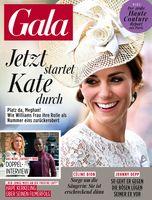 """Cover GALA, Heft 06/2019 ab morgen im Handel. Bild: """"obs/Gruner+Jahr, Gala"""""""