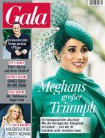 """GALA Cover 12/20 (EVT: 12. März 2020).  Bild: """"obs/Gruner+Jahr, Gala"""""""